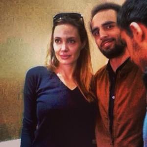 Photo of Angelina via Instagram (louisbadr) taken at Cristal Hotel Kadri, Zahle